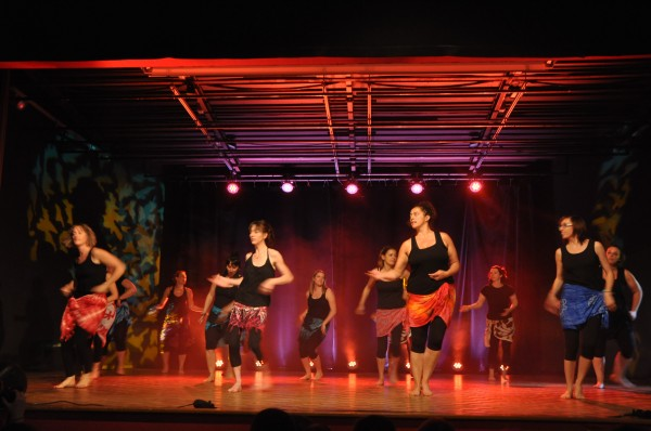 Afro - gala 2013